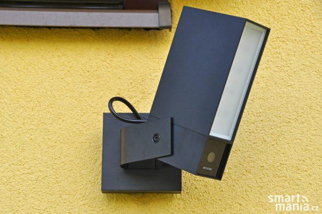 Netatmo Smart Outdoor Camera with Siren 09