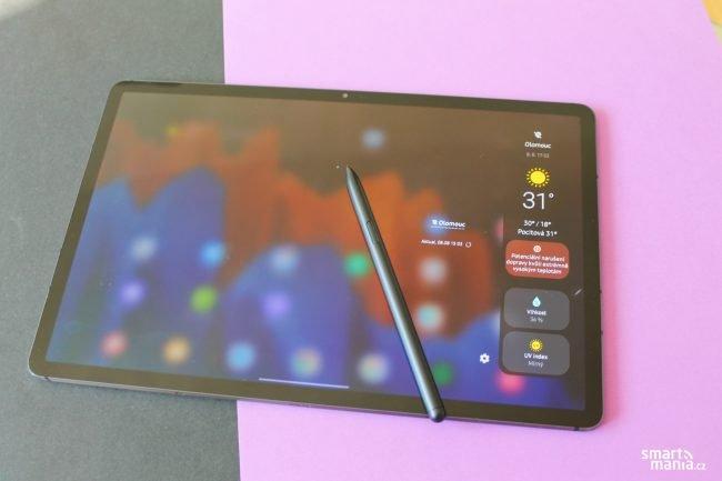 Samsung Galaxy Tab S7 18