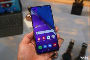 Samsung Galaxy Note 20 16