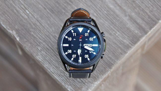 Samsung Galaxy Watch 3 001