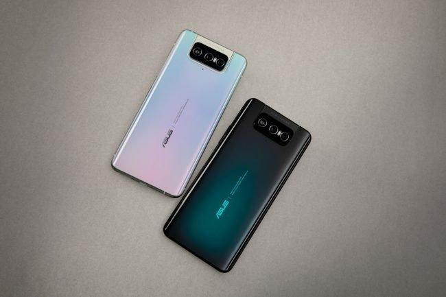 ZenFone 7 two colors