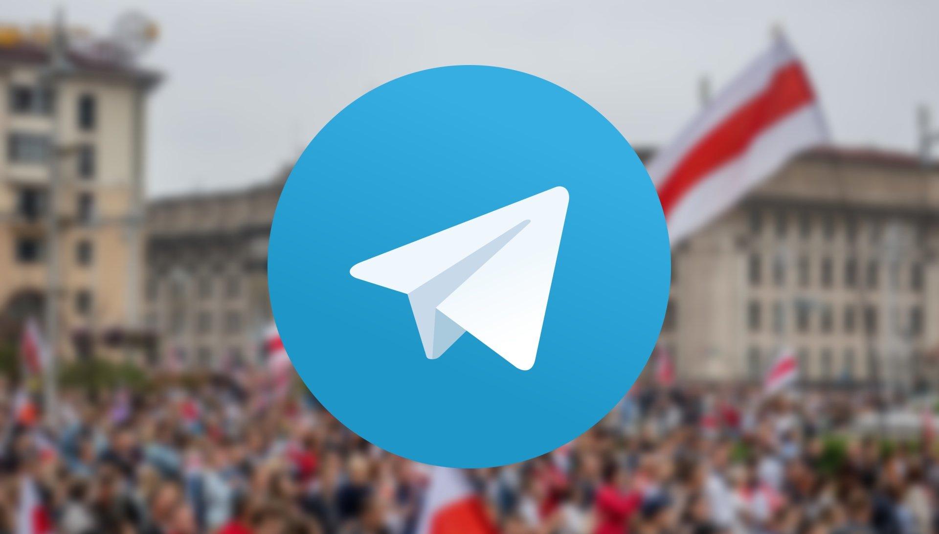 Telegramová revoluce? Osud Běloruska ovlivňuje jediná aplikace