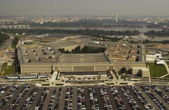 pentagon ministerstvo obrany usa