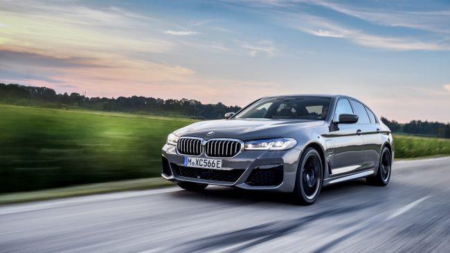 BMW rady 5