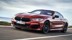 BMW rady 8