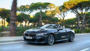 BMW rady 8 Cabrio