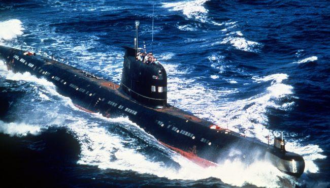 Cuban Foxtrot submarine 1