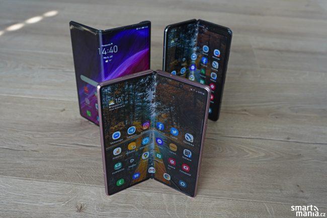 Galaxy Fold Z Fold 2 Mate Xs