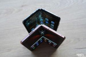 Galaxy Fold vs Fold 2 06