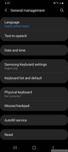 Samsung One UI 3 0 Galaxy S20 Ul 6