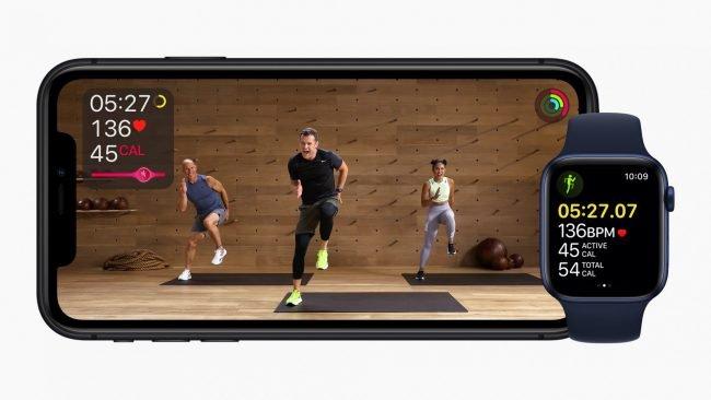 apple fitness 2