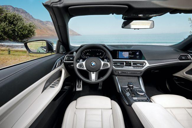 BMW 4 Cabrio