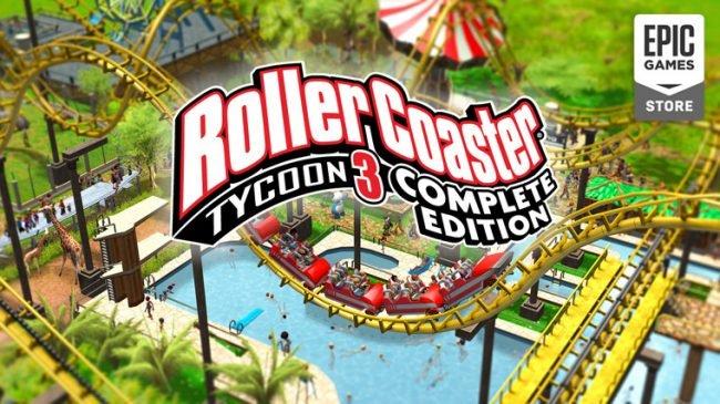 rollercoasater tycoon 3