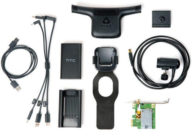 vive wireless adapter