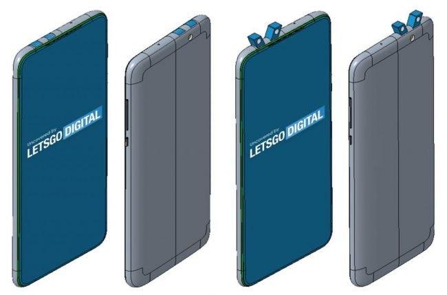 xiaomi smartphone dva vysunovaci fotomoduly