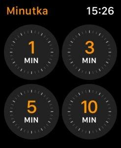 Apple Watch SE WatchOS 8
