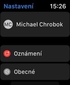 Apple Watch SE WatchOS 9
