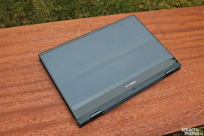 Asus ZenBook Flip 01