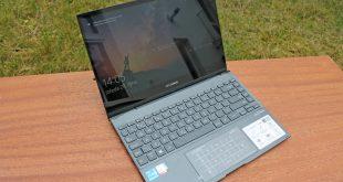 Asus ZenBook Flip recenze