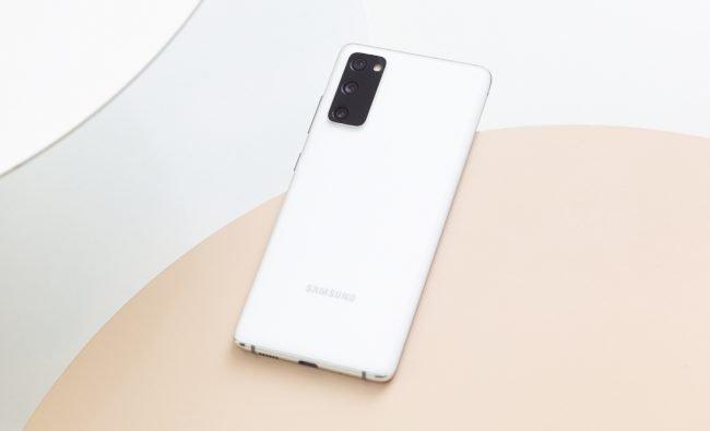 Galaxy S20 FE Cloud White