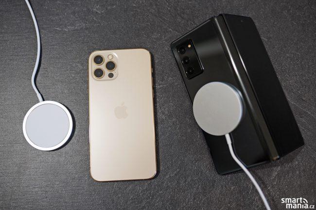MagSafe iPhone 12 Galaxy Fold 2