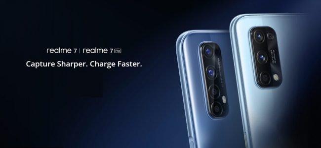 Realme 7 and Realme 7 Pro