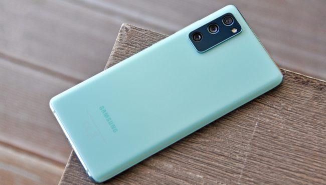 Samsung Galaxy S20 FE recenze
