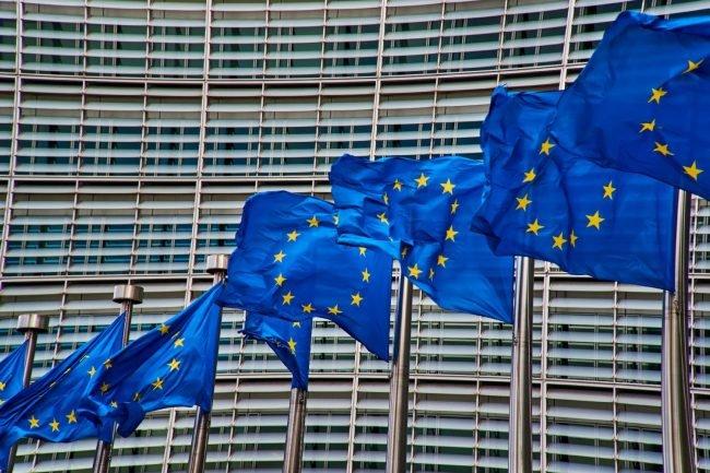eu evropska unie vlajky