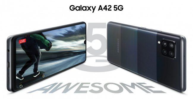 galaxy a42 5G 2