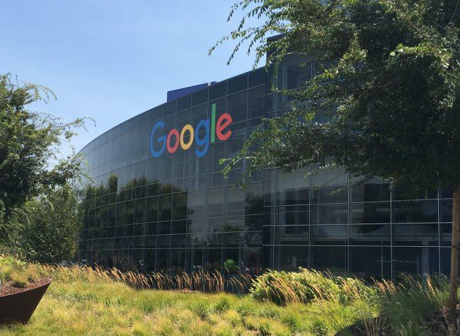 googleplex budova