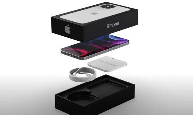 iPhone 12 Box Concept