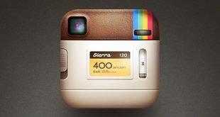 instagram logo ikon back