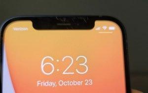 iphone 12 scratch 5