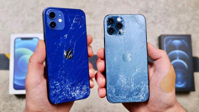 iphone drop