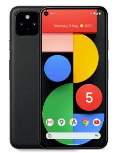 pixel 5 4
