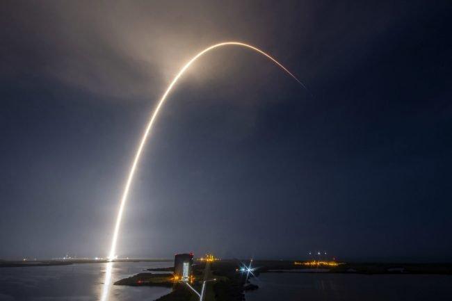 spacex falcon9 starlink