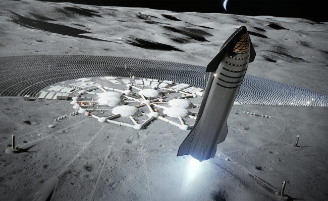 spacex starship mesic