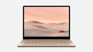 surface laptop go 30