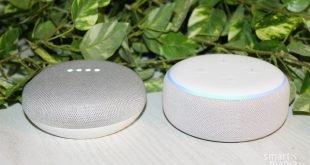 Amazon Google Echo Dot Alexa Home Mini 2 clanek