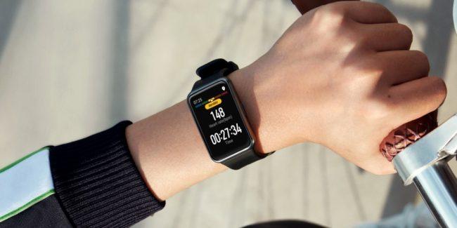 Huawei watch fit 1