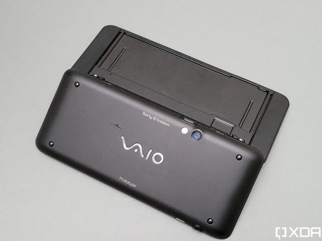Sony Ericsson VAIO prototyle 8