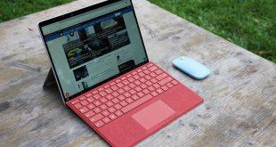 Surface Pro X 2020 recenze