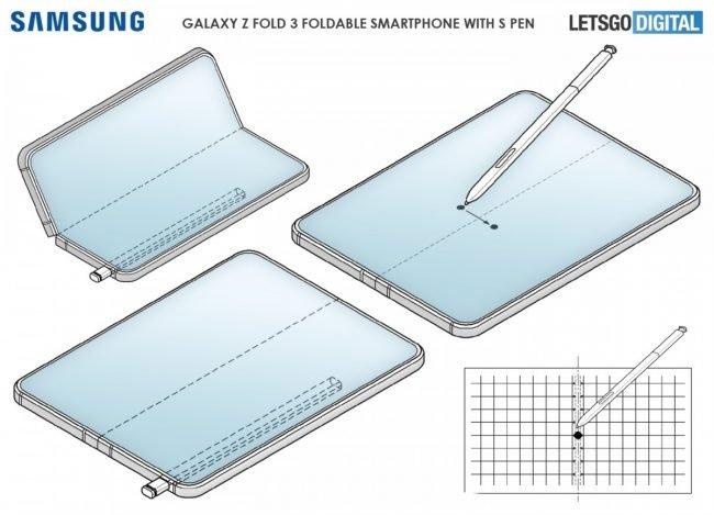 galaxy z fold 3 1