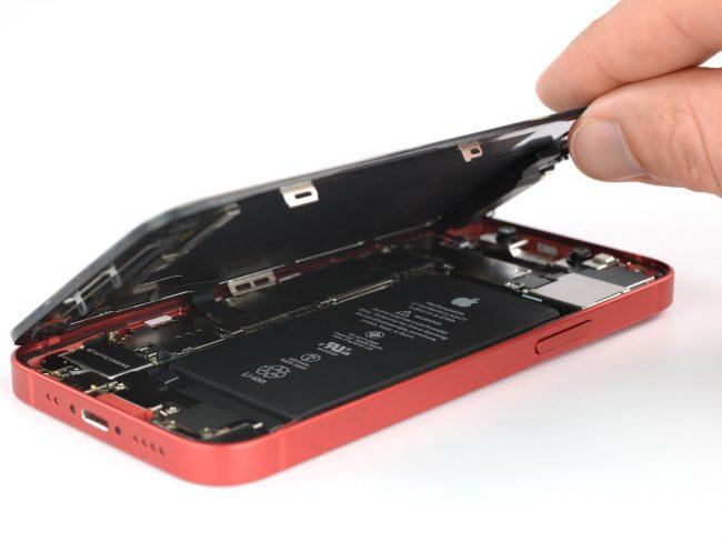 iPhone 12 mini teardown 2