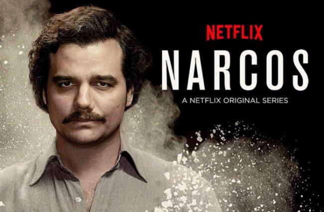 narcos netflix plakat