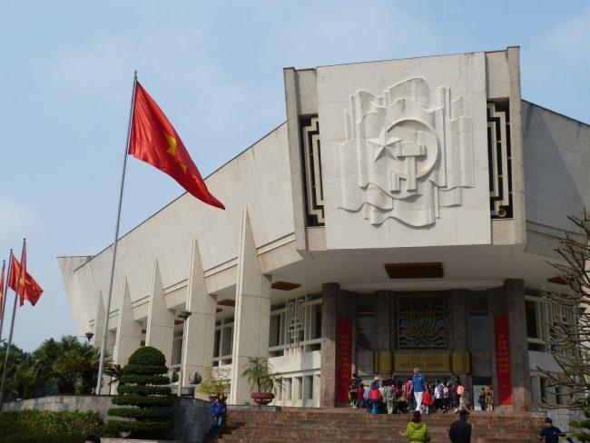 vietnam vlajka komunismus 02