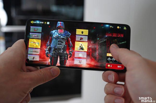 Moto G9 Plus Call of Duty