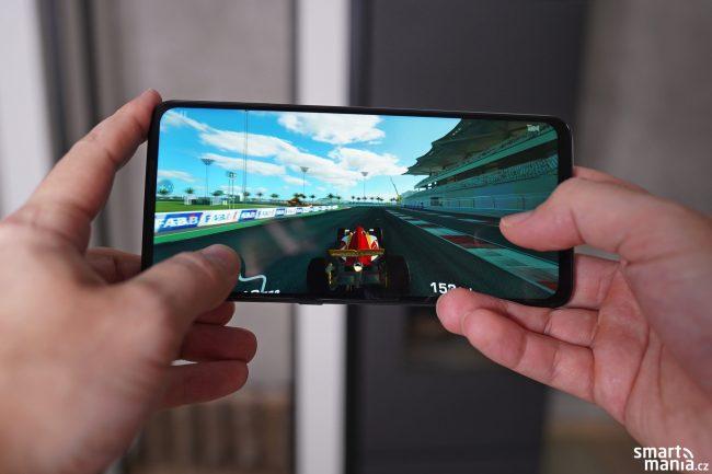 Moto G9 Plus Real Racing 3