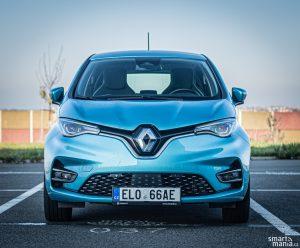 Takto vypadá úspěšný elektromobil. Renault ZOE je nejprodávanějším elektrickým automobilem v Evropě.