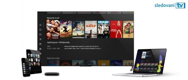 SledovaniTV platformy